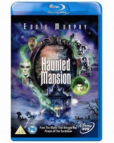 The Haunted Mansion [Reino Unido] [Blu-ray]