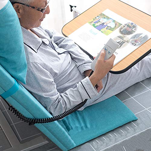 Stand Assist Aid for Elderly - Lifting Cushion by Bed Boost - Portable Alternative to Lift Bed – Handicap Mobility Help for Support Up to 150 KG