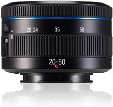 Samsung NX 20-50mm f/3.5-5.6 Zoom Camera Lens (Black)