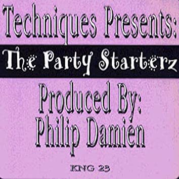 The Party Starterz