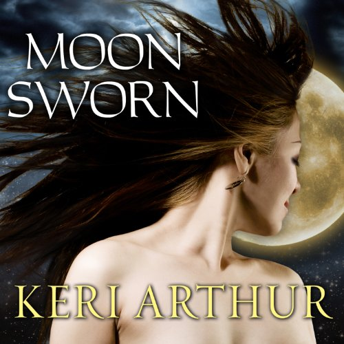 Moon Sworn audiobook cover art