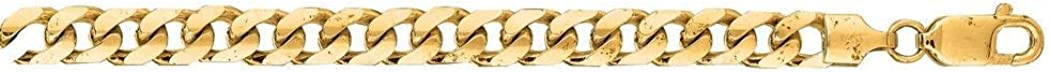 14k Popular shop is the lowest price challenge 5.8mm Yellow Gold Cheap Miami Curb Jewelry 20 Inch Link Necklace G