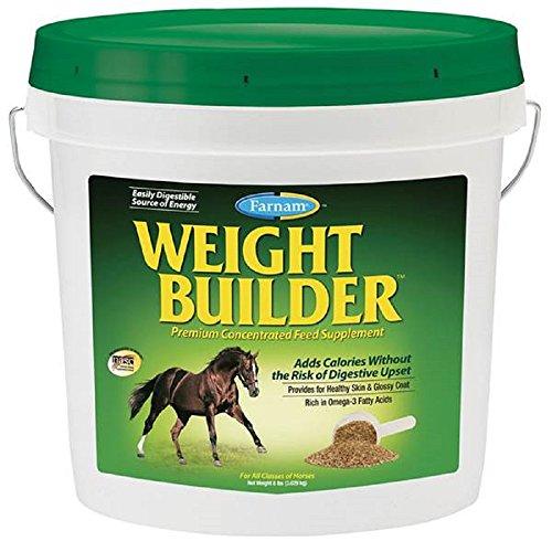 Farnam 8 Lbs Equine Weight Builder Supplement