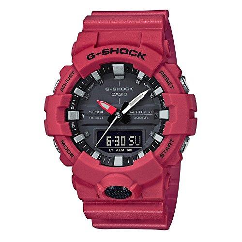 Relógio Masculino G-Shock Analógico Digital GA-800-4ADR