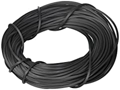 125 inches by 100 feet Replacement spline for rescreening windows and doors Easy step-by-step instructions included For use with aluminum and fiberglass insect screen