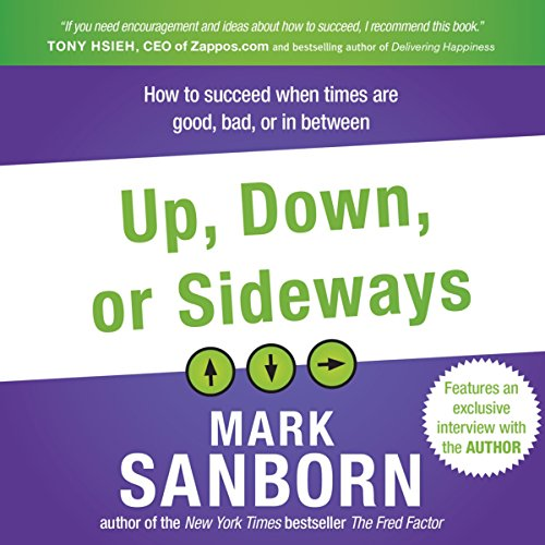 Up, Down, or Sideways audiobook cover art