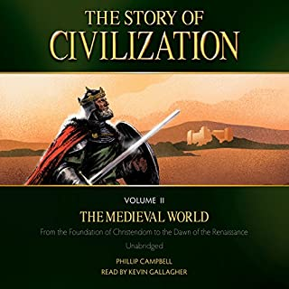 The Story of Civilization, Volume II cover art