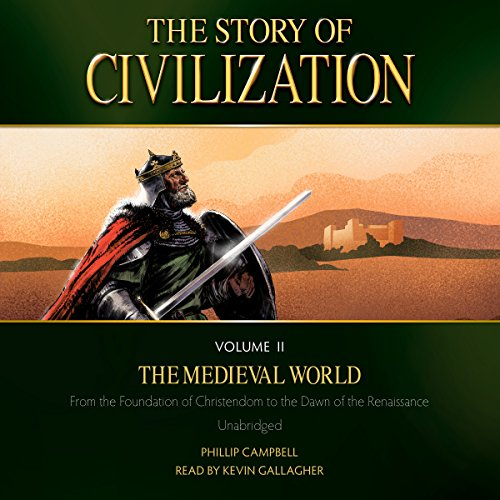 The Story of Civilization, Volume II audiobook cover art