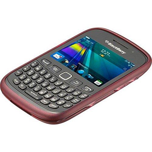 Blackberry ACC-46602-204 Soft Shell Hülle für Curve 9320 Fuchsia rot