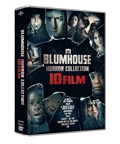 Blumhouse Horror Coll. ( Box 10 Dv ) (La Notte Del Giuduzio, Ouija, Il Ragazzo D