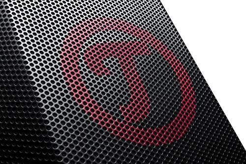 Teufel ROCKSTER AIR Stereo-Set Schwarz Streaming Bluetooth Wireless Musik BT