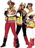 80er Jahre Party Dekorationen - 10 x 80er Jahre Popstars und Bands Poster - 6