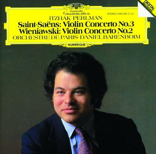 Itzhak Perlman, Orchestre De Paris & Daniel Barenboim