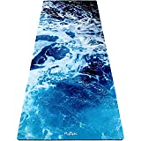 Plyopic All-in-One Yoga Mat | Luxury Sweat-Grip Mat/Towel Combo | Eco-Friendly Natural Rubber | Best for Yoga, Pilates,...