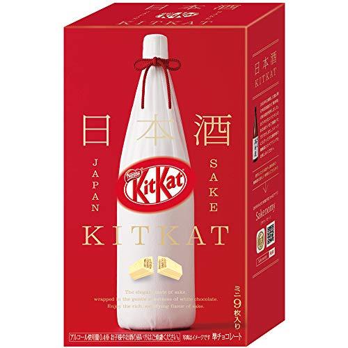 ネスレ日本『キットカットミニ日本酒満寿泉』