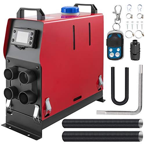 VEVOR 12V Diesel Lufterhitzer, 5KW Standheizung Diesel, Luft Dieselheizung,Air Diesel Heizung, Air Standheizung, Air diesel, LCD Heizung Luftheizung Standheizung LKW
