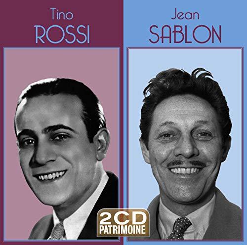 Tino Rossi/Jean Sablon (2cd Patrimoine)