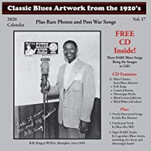 Classic Blues Artwork From The 1920S Calendar (2020)