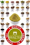 Masa Tea 1 Month Diet Pack - World's Best Fast Slimming Weight Loss