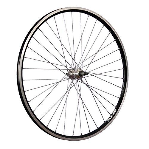 Taylor-Wheels 28 Pollici Ruota Posteriore Bici ZAC2000 5-8 Pacco pignoni Nero
