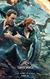 lunaprint Jurassic World Fallen Kingdom Movie Poster 70 X 45 cm