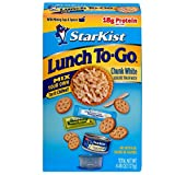 StarKist Lunch To-Go Chunk White Mix Your Own Tuna Salad (Can) - (Pack of 12) (Packaging May Vary)