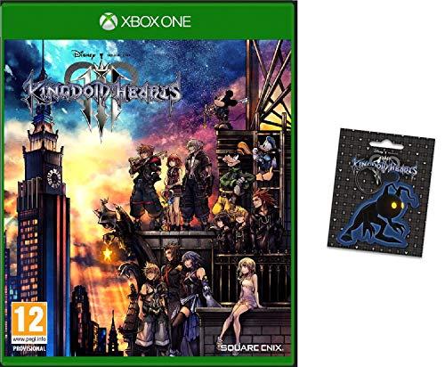 Kingdom Hearts 3 + Llavero (Xbox One)