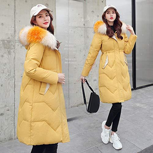 Xiaojie Damesmantel Fake Fur Jacket Parka Winter Coat Women Plus Size Warm Winter Jacket Women