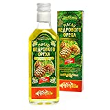 Zedern-Nussöl aus Sibirischen Zedern   Kalt gepresst Extra Virgin   Inkl. hochwerigem...