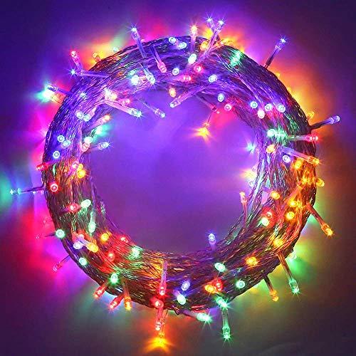 MYGOTO 98feet 200 LED String Lights Fairy Lights 8...
