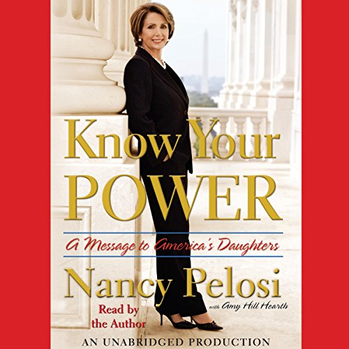 Know Your Power audiobook cover art