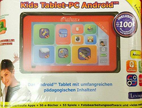 Lexibook MFC157DE Tablet Master 2