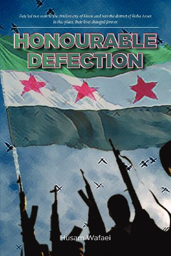 Book: Honourable Defection by Husam Wafaei