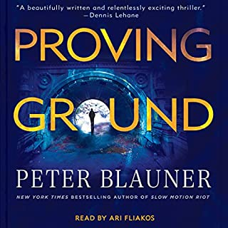 Proving Ground audiobook cover art