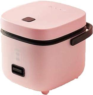 Elektrische rijstkoker huishouden mini kleine slimme rijstkoker 1-4 personen multifunctionele 1.2L automatische rijstkoker...