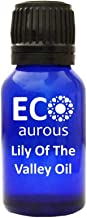 Lily Of The Valley Oil (Convallaria Majalis) 100% Natural, Organic, Vegan & Cruelty Free Lily Of The Valley Fragrance Oil | Pure Lily Of The Valley Oil By Eco Aurous (0.33 oz, 10 ml)