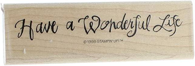 Best stampin up wonderful life Reviews
