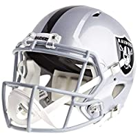 Oakland Raiders Officially Licensed Speed Full Size Replica Football Helmet