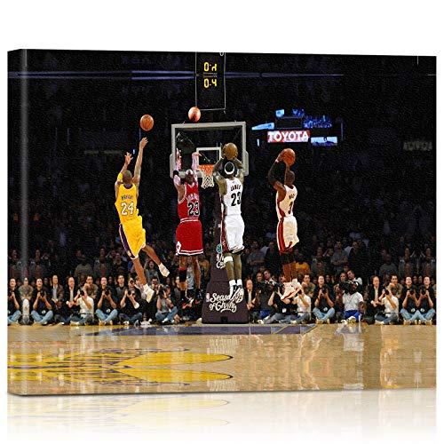 Large Basketball Poster