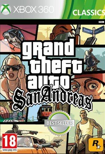 Grand Theft Auto: San Andreas Classics [AT-PEGI]