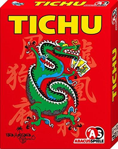 ABACUSSPIELE 08981 - Tichu, Kartenspiel