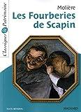 Les Fourberies de Scapin by Molière (2012-06-22) - MAGNARD - 01/01/2012