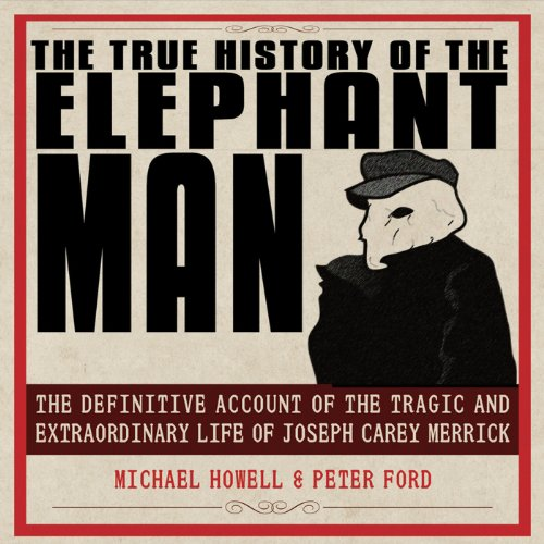 The True History of the Elephant Man cover art
