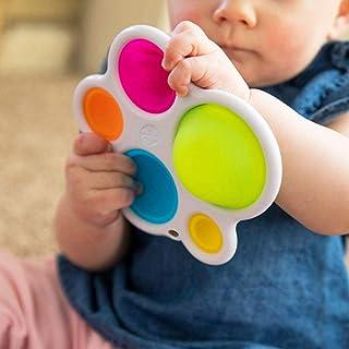 Baby Sensory Toys Fidget Toys Handheld Mini Fidget Toys Early Education Toys Stress Relief Hand Toys Intelligence Developm...