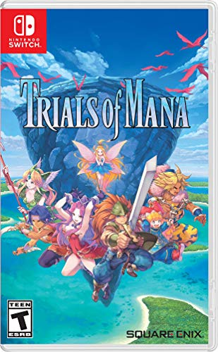 Trials of Mana – Standard Edition – Nintendo Switch