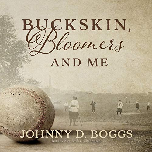 Buckskin, Bloomers, and Me cover art