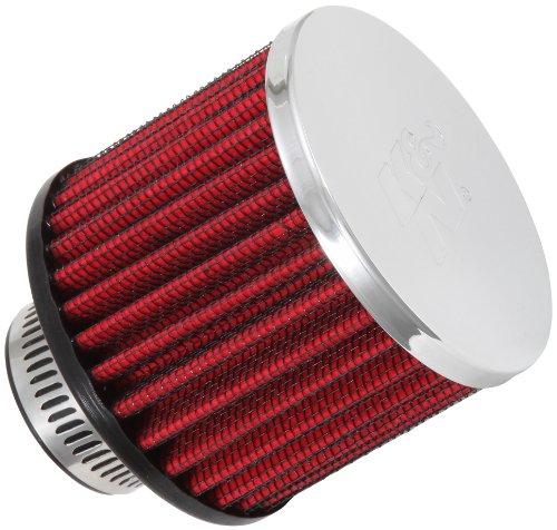 Preisvergleich Produktbild 621390 K & N Vent Air Filter / Entlüfter 11 / 4 ID Vent 7, 6 cm Dia 21 / 2 L (Universal Air Filter)