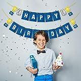 Sayala Decoración de Feliz Cumpleaños Inspirada en Brithday,Happy Birthday Guirnalda Banderines Bandera Decoraciones del Partido Fiesta de Cumpleaños