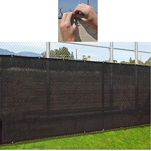 Filet d'ombrage À Toute Épreuve Tissu D'ombrage de Jardin avec Oeillets, Tissu Pare-soleil À Maille 80% pour Couverture Végétale, Serre, 0,9M/ 1,2M/ 1,8M de Large (Size : 1.8×5m)
