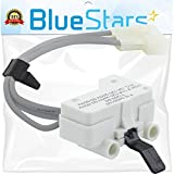 Ultra Durable 3406105 Dryer Door Switch Replacement Part by Blue Stars - Exact Fit for Kenmore Whirlpool...